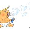 Trump's first 6 months-illustration
