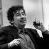Nicolas Bouvier vu par Erling Mandelmann en 1987.