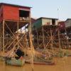 Lac Son Lé, Cambodge. Photo C.F.