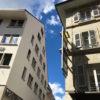 C'est dans un immeuble restauré situé en haut de la rue de Bourg (à gauche sur la photo infoméduse) que s'installera Victorinox.