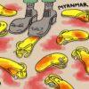 Burmese crackdown